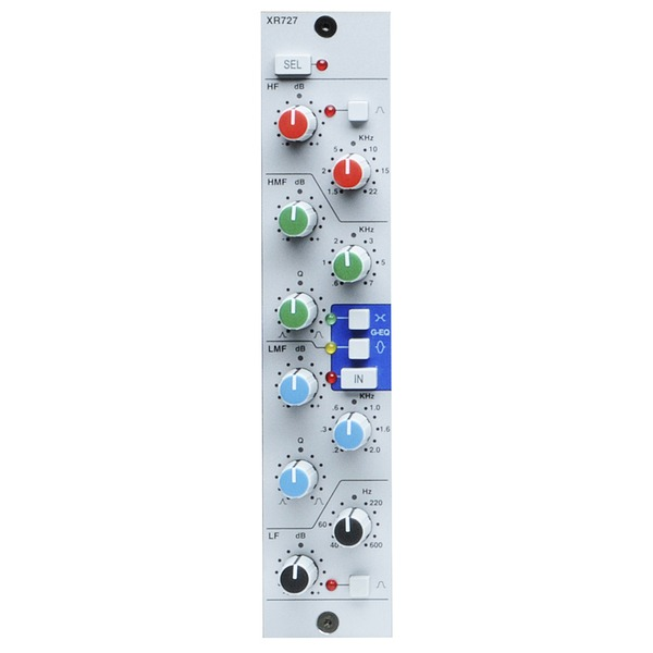 Large x rack stereo superanalogue eq module 0cfd8f879e